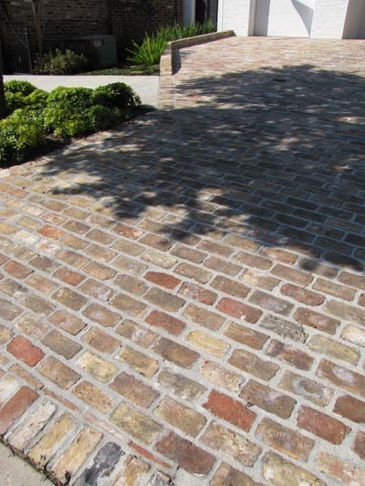 Old chicago acadian brick stone lafayette la for Flooring chicago