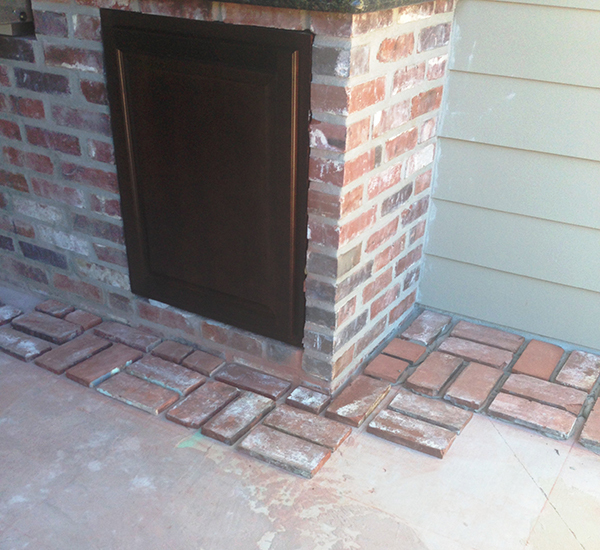Old st louis acadian brick stone lafayette la for Acadian flooring