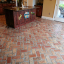 Old Chicago Antique Brick Floor Tile