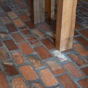Old South Carolina Antique Brick Floor Tile