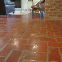 Old St Louis Antique Brick Floor Tile